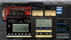 New in v2.5 - AU setups in Logic X